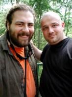 Jason Schupp, Jonas Luster