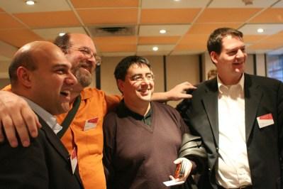 Marc Canter, Salim Asmail, Salim Ismail
