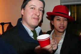 Glenda Bautista, Jason Hoffman