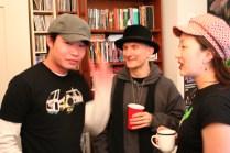 Min Jung Kim, Kevin Cheng, Eric Haller
