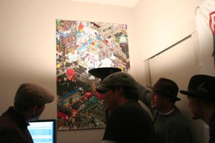 Matt Mullenweg, Barry Abrahamson, Kevin Cheng, Eric Haller