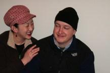 Min Jung Kim, Jason Hoffman