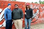 Lloyd Budd, Michael Adams, Matt Thomas
