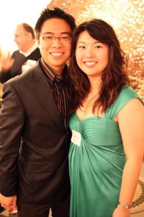 Joanne Wan, James Yu