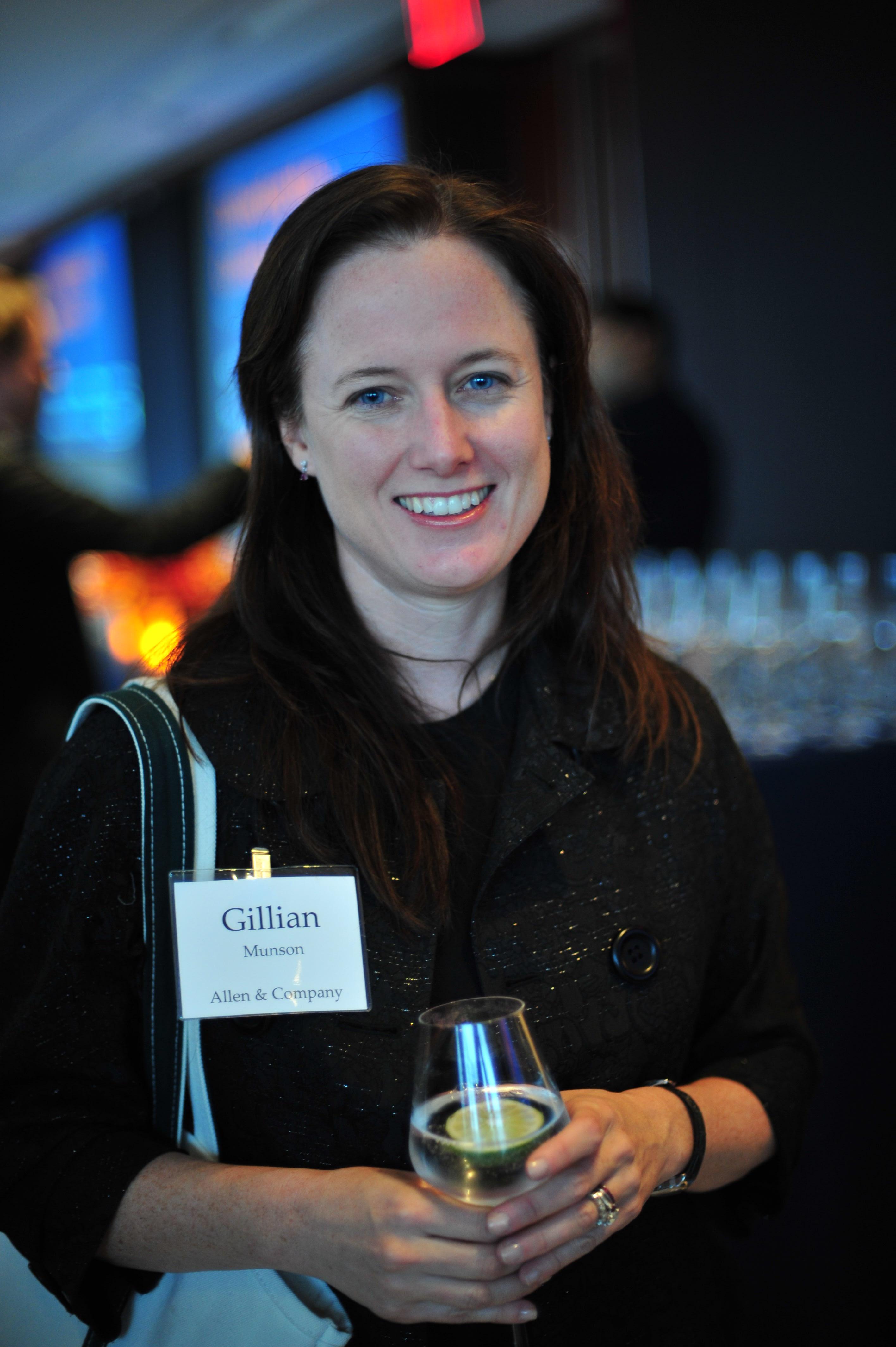 Gillian Munson