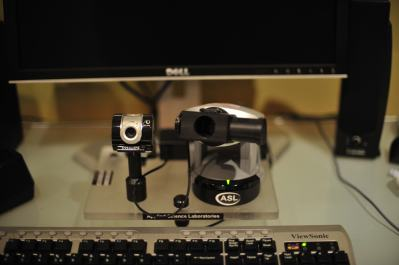 Eye tracking cameras2 Comments