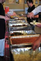 Rudy's catering! I was devastated I still couldn't properly chew yet1 Comment
