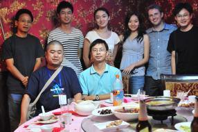 Matt Mullenweg, Hailin Wu, Hong Xiaowan, Lizhen, Robert Deng