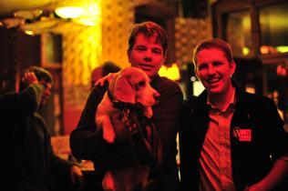 Matt Mullenweg, Aibo The Dog, Phil V. Sassen