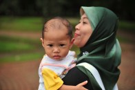 Elok Dewi Astuti, Caca Tenriola1 Comment