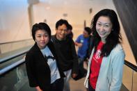 Bonnie Cheung, Edith Yeung, Hailin Wu
