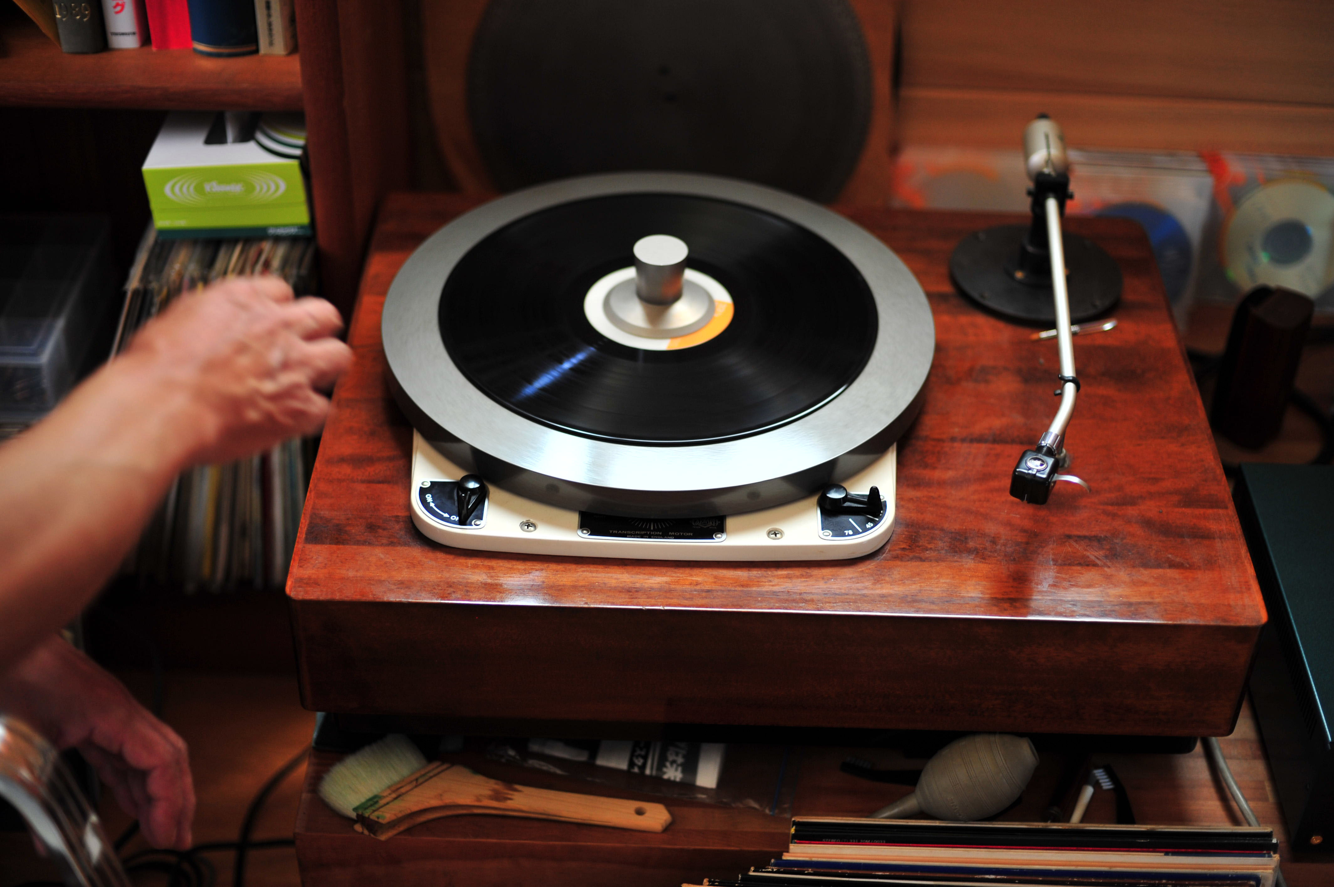 shindo 301 turntable system