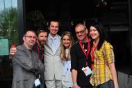 Boris Veldhuijzen Van Zanten, Melody Mccloskey, Hermione Way, Khris Loux, Mike Butcher