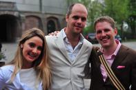 Matt Mullenweg, Patrick De Laive, Hermione Way
