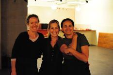 Jessica Lasky, Carolyn Davis, Erin Gepner