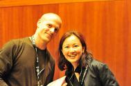 Tim Ferriss, Mari Suzuki