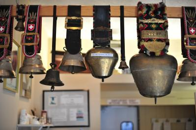 Yes, you can ring the bells