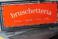 Bruschetteria1 Comment