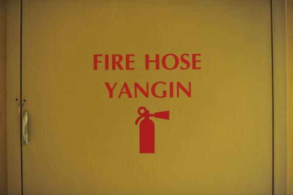 Fire Hose Yangin