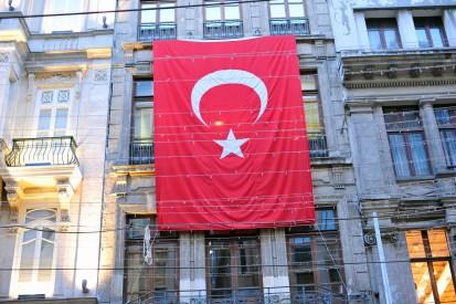 Turkish Flag1 Comment