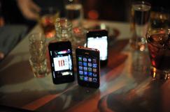 Tres iPhones