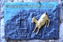 Chateaude la Chevre d'Or
