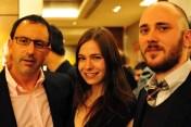 Howard Lindzon, Ryan Block, Veronica Belmont