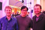 Matt Mullenweg, Chang Kim, Toni Schneider