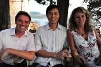 Predrag Lesic, Yong Lee, Natasa Djukanovic