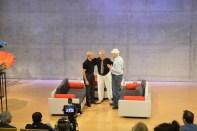 Jeffrey Katzenberg, Richard Saul Wurman, Norman Lear