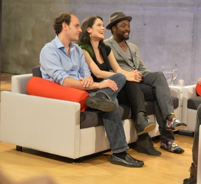 Mike Block, Christina Pato, Will.i.am