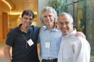 Dan Ariely, Steven Pinker, David Brooks
