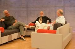 Jon Kamen, Richard Saul Wurman, Benedikt Taschen