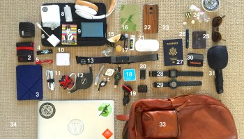 What's in My Bag, ...