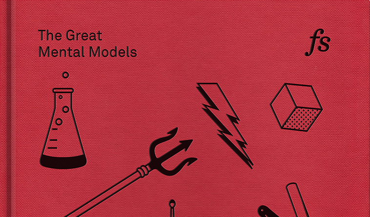 Great Mental Models book cover