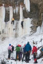 Tiffany Falls Ice 1