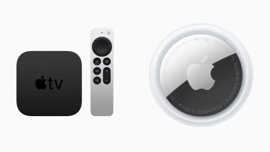 Photo of Apple AirTag and Apple TV specifications and their official price