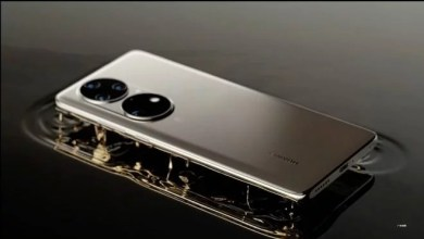 Photo of Huawei P50 Pro Huawei P50 Pro Launching Cool and Practical Luminous Ring Protection Covers
