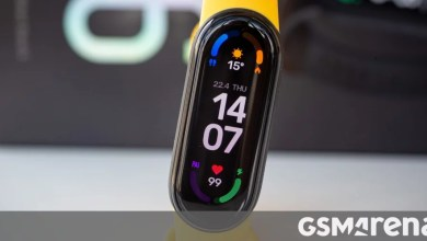 Photo of Xiaomi's Mi Smart Band 6 NFC is finally available in Europe officially