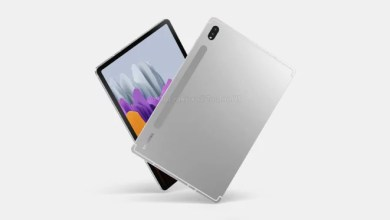 Photo of Galaxy Tab S8 – Galaxy Tab S8 appears in high-resolution images