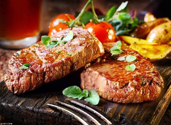 رؤية اللحم في المنام لابن شاهين