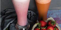 مشروبات صيفية منعشة سهلة التحضير