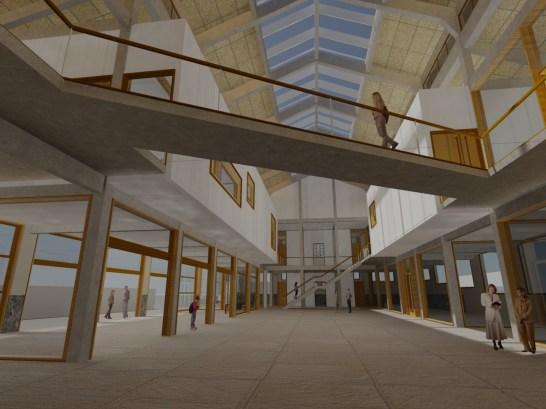 Portu Interior patio 01