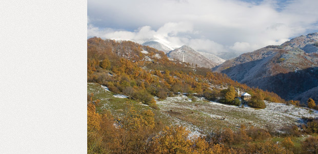 Orelek peak and Pirin village 10-11.11.07