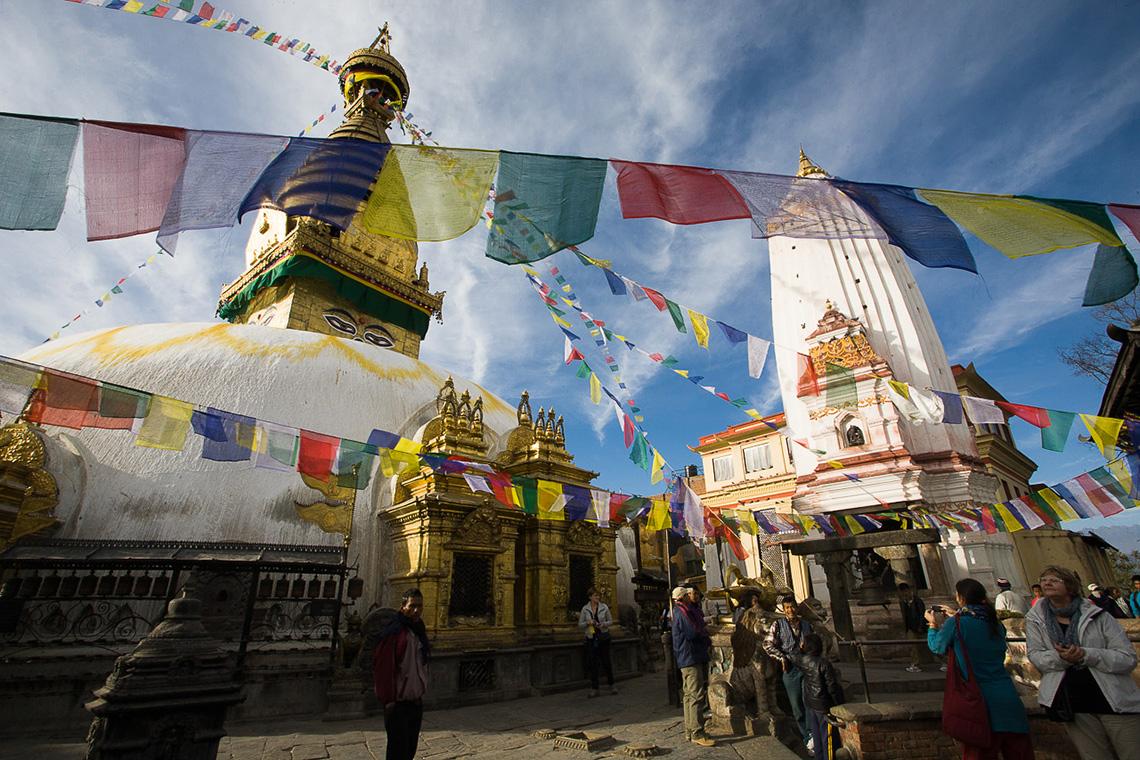 Kathmandu and Pokhara, Nepal