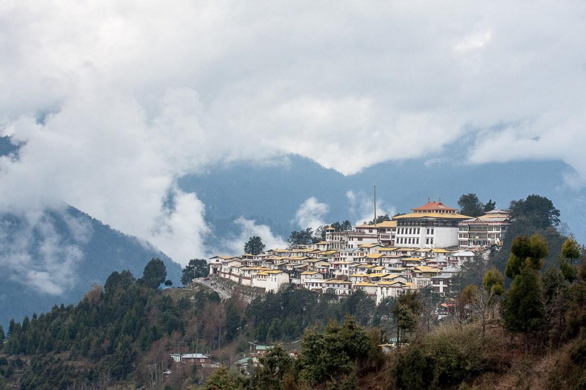 Тауанг, Индия