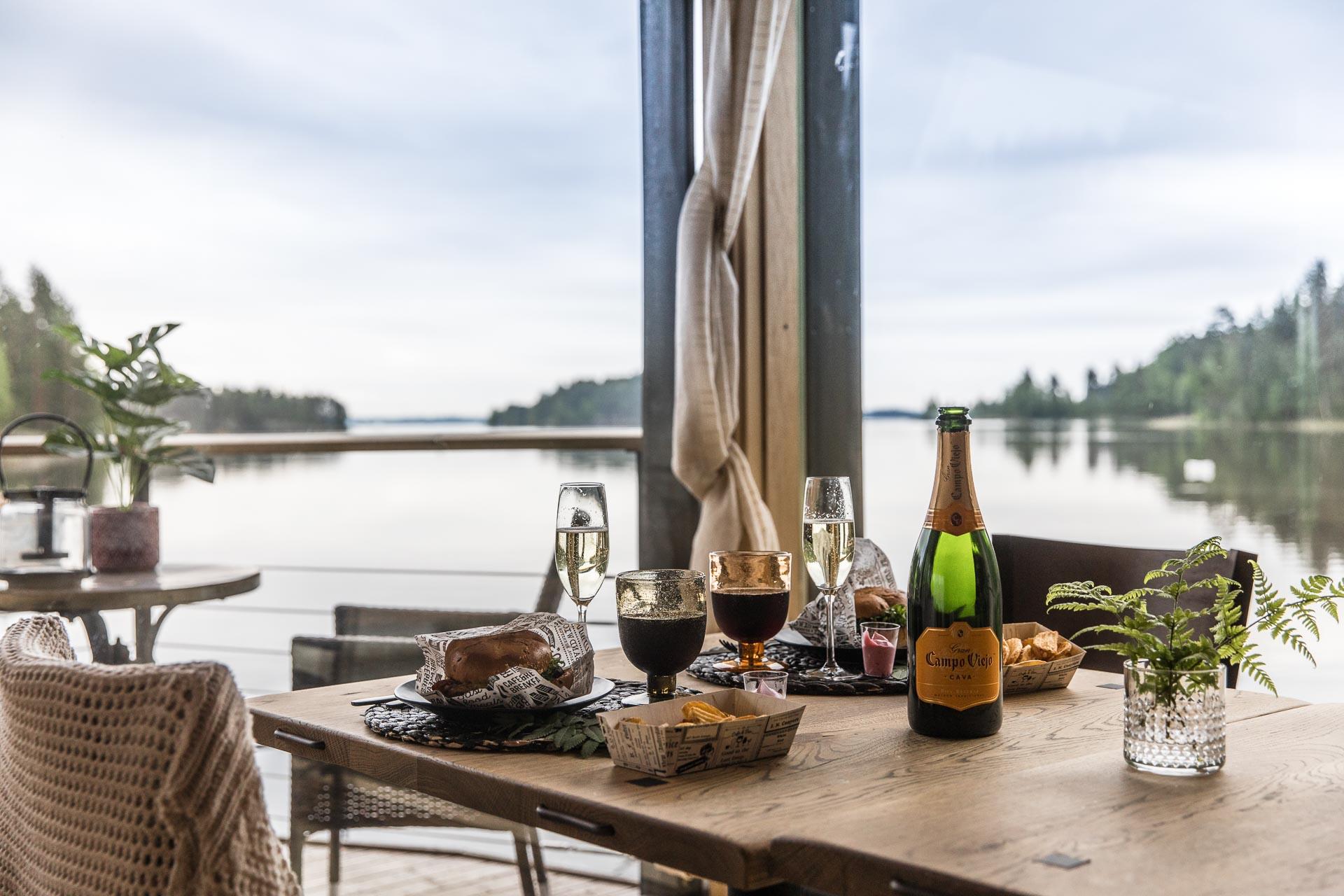 houseboat Järvisydän