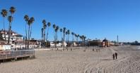 Santa Cruzin rantahiekkaa