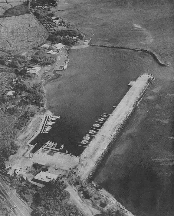 Maalaea Harbor History
