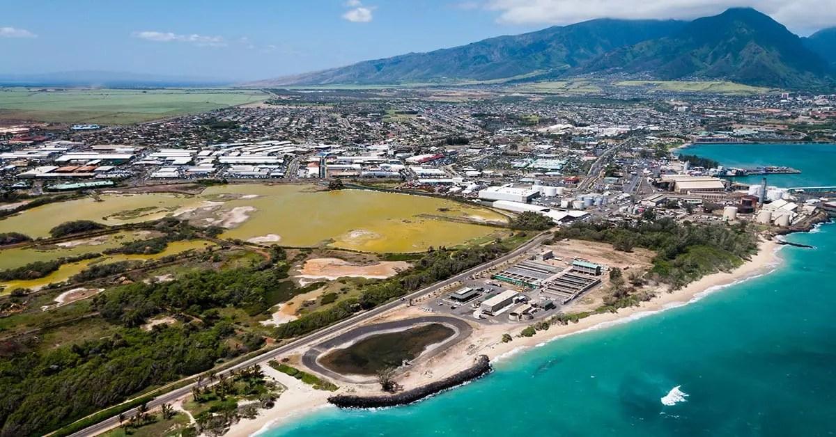 kahului Maui Mawaii